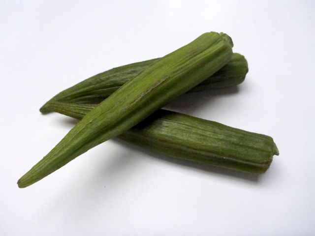 ac004 Okra set of 3