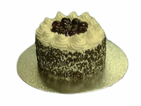 ca062 Gateau Blackforest Small