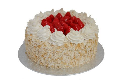 ca064 Gateau Strawberry Small