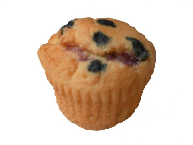 ca082 American Muffin Blueberry