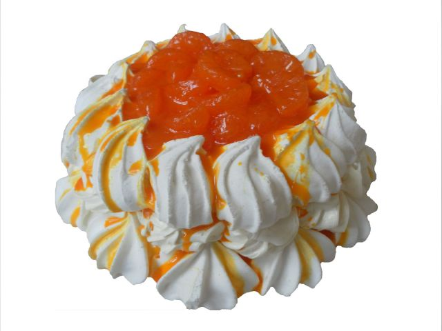 ca105 Meringue Mandarin Large