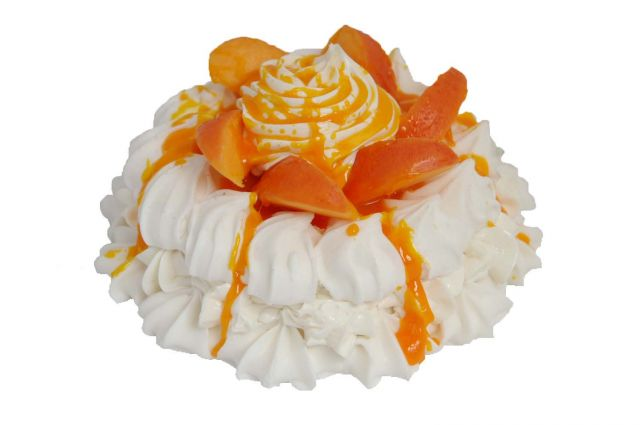 ca108 Meringue Peach Large