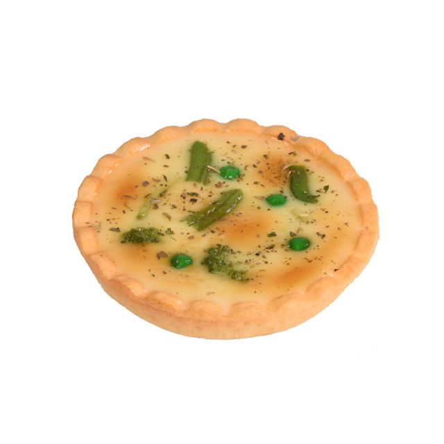 ca147 Mini Quiche Spring Vegetable