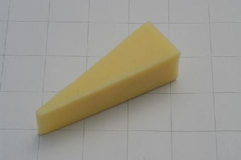 da014 Cheese Wedge Small