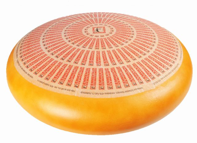 da137 Giant emmenthal whole