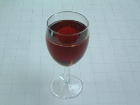 dr015 Wine Glass Red 125ml