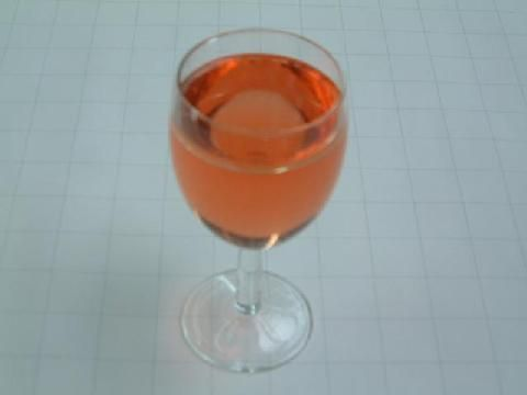 dr017 Wine Glass Rose 125ml
