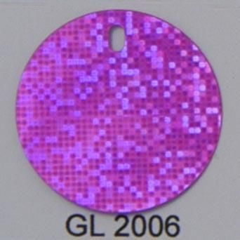 dwdgl2006 Disk Wall  100 disks colour gl2006