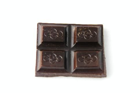 fd038 Plain Chocolate Square