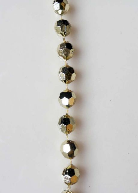 ga050 Gold bead chain