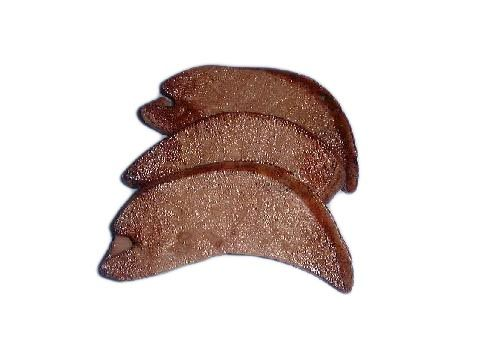 mc018 Liver Slice Portion (3 pieces) (cooked)