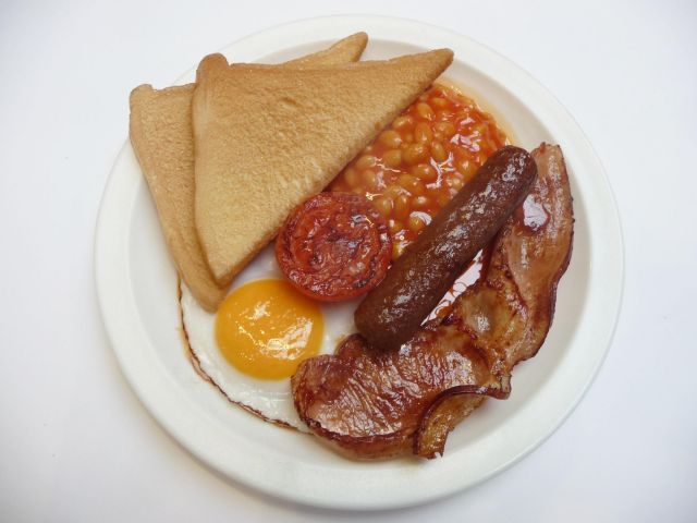 sa053 Cooked Breakfast