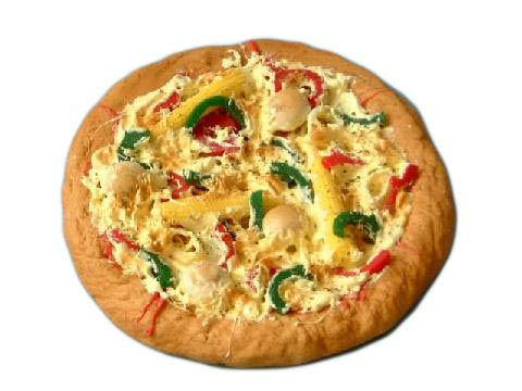 sa114 Pizza (10in) Vegetable