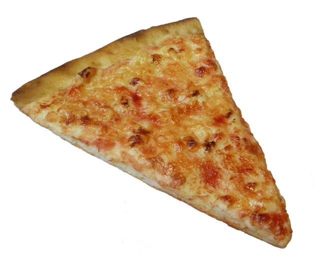 sa154 Pizza Slice Thin Base
