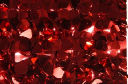 fs005 Metallic decorative backdrop red, 10 yds x 36in (9.15m x 900mm)