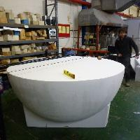 Special purpose polystyrene cutting at Replica