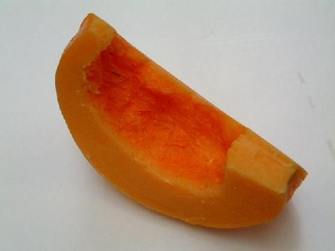 ac013 Pumpkin Wedge