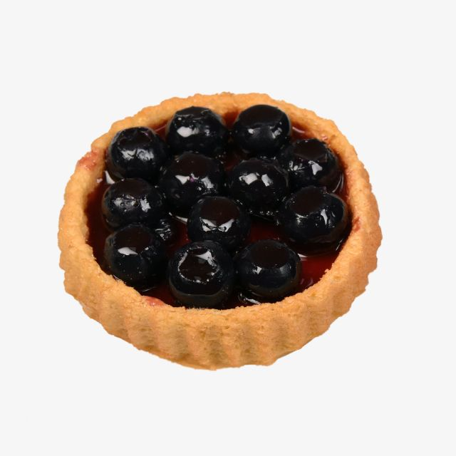 ca103 Fruit Flan Blueberry Small