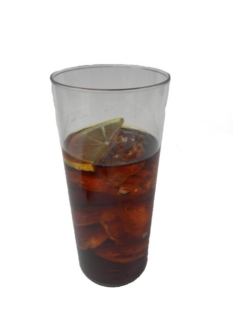 dr005 Cola + Ice and Lemon