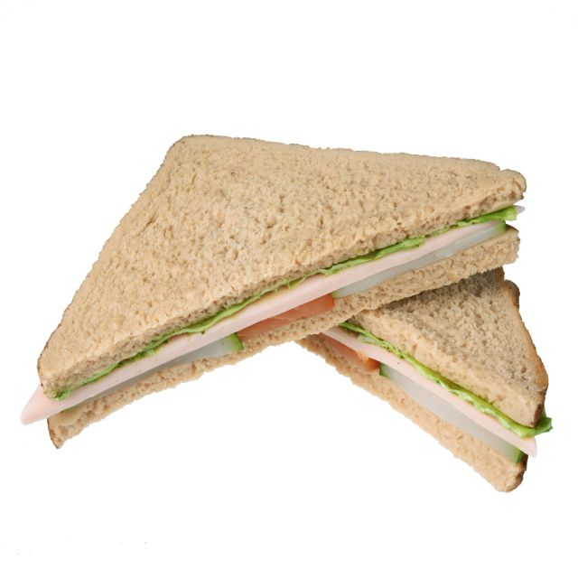sa078 Sandwich Ham Salad (Brown)