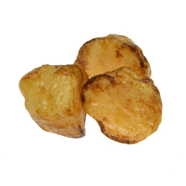 vp038 Roast Potato Half x 3